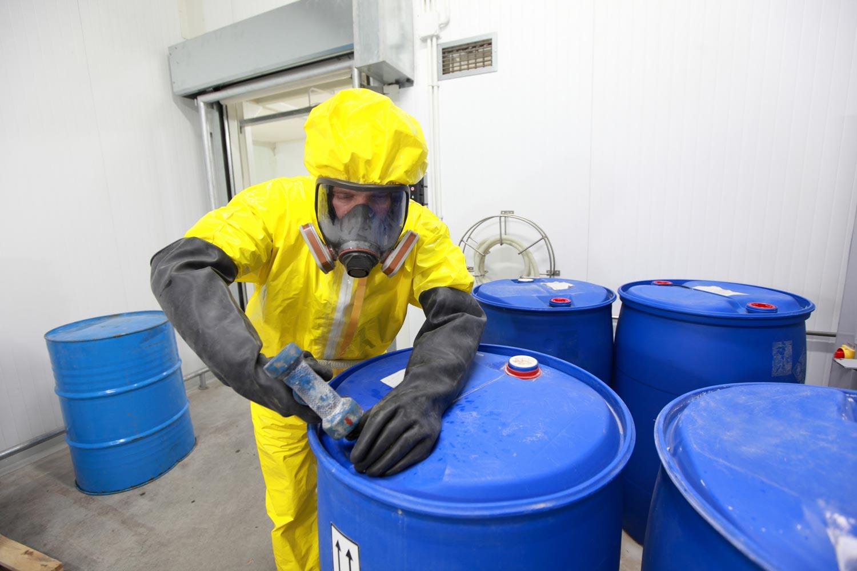 Vad är sanering av giftigt avfall - Avfukta24